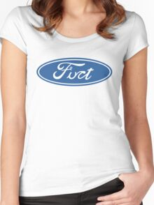 Fuct Women's Fitted Scoop T-Shirt