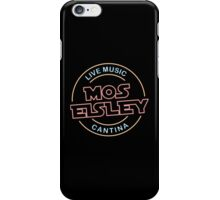 Mos Eisley Cafe Neon Sign iPhone Case/Skin