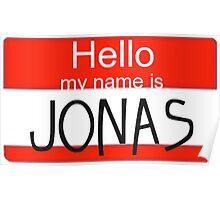 Weezer - My Name Is Jonas Poster