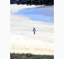 Galapagos Beachcomber Oil Painting Unisex T-Shirt