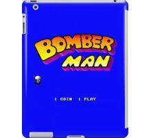 Bomberman Arcade iPad Case/Skin