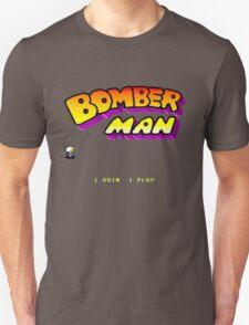 Bomberman Arcade Unisex T-Shirt