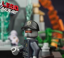 The Lego Movie - Robo SWAT unit by Peter Kappel