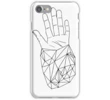 HONEY HAND iPhone Case/Skin