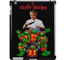 Shell's Kitchen iPad Case/Skin