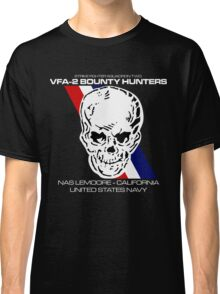 VFA-2 BOUNTY HUNTERS UNITED STATES NAVY STRIKE FIGHTER SQUADRON T-SHIRTS Classic T-Shirt
