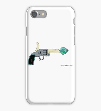BANG BANG MOFO iPhone Case/Skin