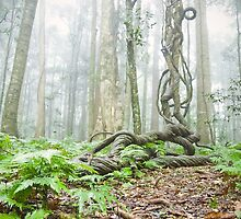 Forest Vine by Penny Kittel