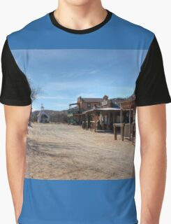 The Old Town  Graphic T-Shirt