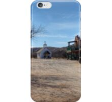 The Old Town  iPhone Case/Skin