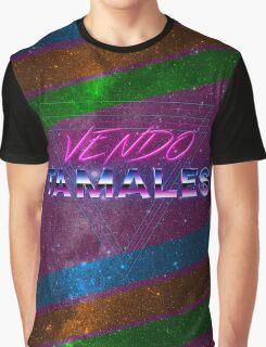 Vendo Tamales Graphic T-Shirt