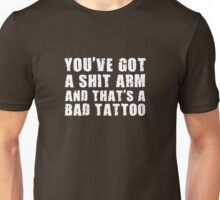 Bad Tattoo Unisex T-Shirt