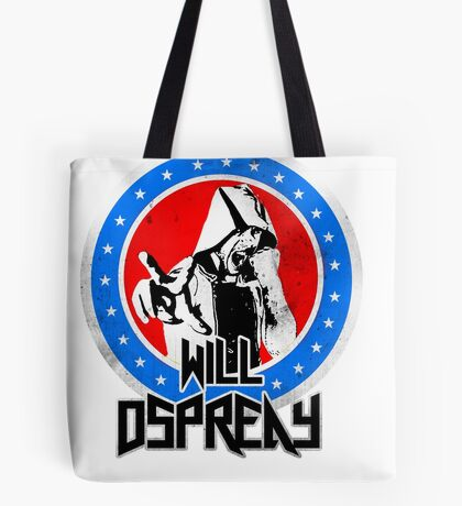 Will Ospreay Red White and Blue Tote Bag