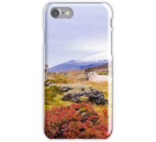 Icelandic sheep iPhone Case/Skin
