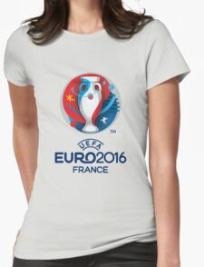EURO 2016 Womens Fitted T-Shirt