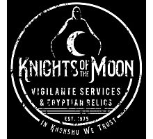 Knights of the Moon Photographic Print