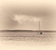 Calm seas by mellosphoto