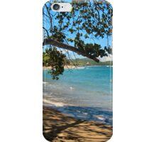 A beach in The Dominican Republic iPhone Case/Skin