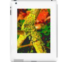 lichen iPad Case/Skin
