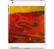 Living the dream; rural Australia iPad Case/Skin