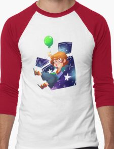 Balloon Pidge Men's Baseball ¾ T-Shirt