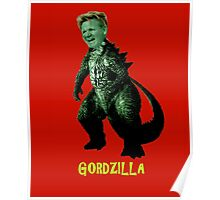 Gordzilla Ramsay Poster