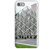 Washington DC Sculpture iPhone Case/Skin