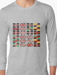 United Kingdom Post-Brexit Long Sleeve T-Shirt
