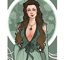 Queen Margaery Tyrell - Game of thrones by SandSnow