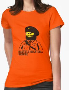 Brick revolucion Womens Fitted T-Shirt