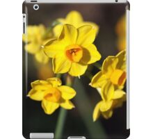 Jonquils Are Dancing iPad Case/Skin