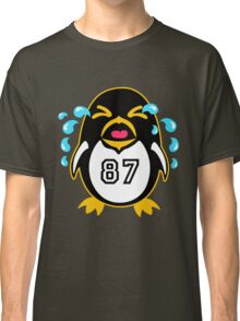 "Crosby Penguin  ""war""Cry Classic T-Shirt"