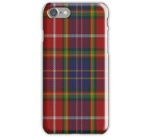 01655 Stephane Beguinot Tartan  iPhone Case/Skin