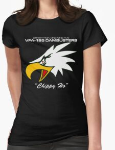 VFA-195 DAMBUSTERS UNITED STATES NAVY STRIKE FIGHTER SQUADRON T-SHIRTS Womens Fitted T-Shirt