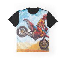 Biker Graphic T-Shirt