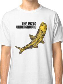 Pizza Underground Fish Classic T-Shirt