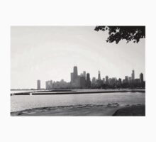 Chicago Shores One Piece - Short Sleeve