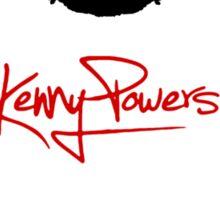 Kenny Powers Sticker
