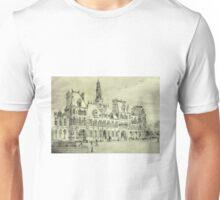 l'Hotel de Ville, Paris Unisex T-Shirt