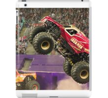 Iron Man Monstertruck iPad Case/Skin