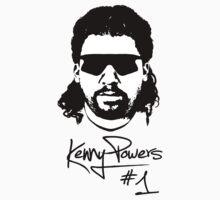 Kenny Powers Nr.1 by tragbar