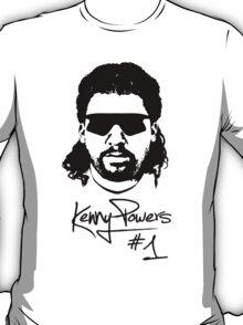 Kenny Powers Nr.1 T-Shirt