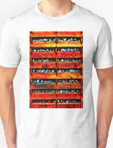 Wood, Rock & Bob Unisex T-Shirt