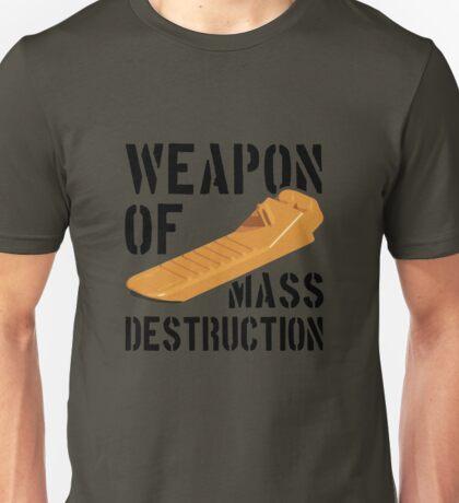 Brick separator olive Unisex T-Shirt