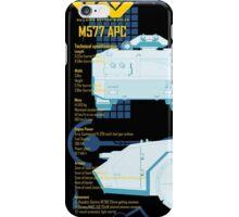 WEYLAND-YUTANI M557 AMOURED PERSONEL CARRIER iPhone Case/Skin