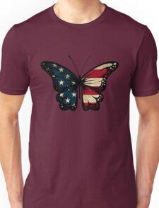 American Butterfly Unisex T-Shirt