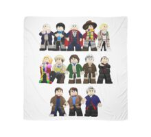 Doctor Who - Toy Doctors Scarf