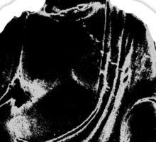 Buddha dark Sticker