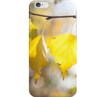 Sundrenched Gold iPhone Case/Skin