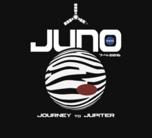 JUNO -- Journey to Jupiter Kids Tee